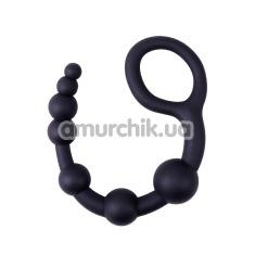 Анальная цепочка Black Mont 9.4, черная - Фото №1