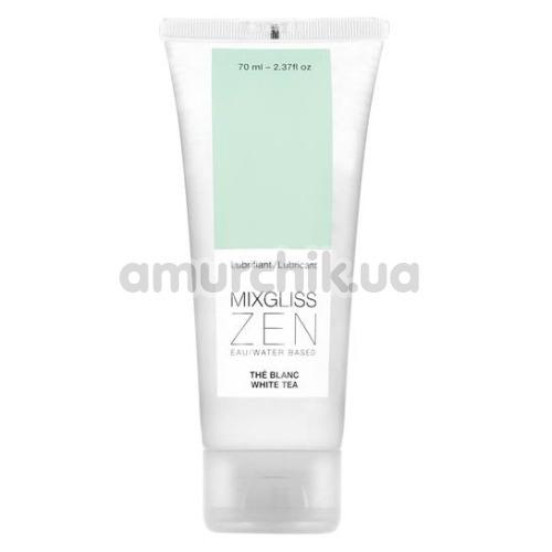 Лубрикант MixGliss Zen White Tea - зеленый чай, 70 мл