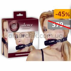 Купить Кляп Silence Mouth Gag, черный
