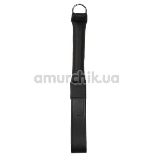 Шлепалка Zado Tools Leather Paddle, черная