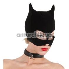 Маска Bad Kitty Cat Mask, черная - Фото №1