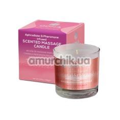 Свеча для массажа Dona Scented Massage Candle Vanilla Buttercream - ванильные сливки, 135 мл - Фото №1
