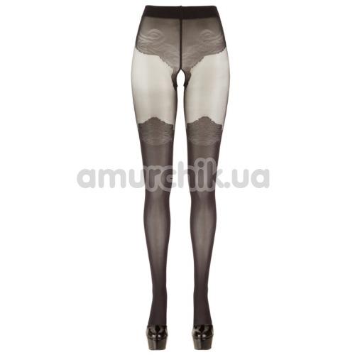 Колготки Cottelli Legwear Strumpfhose Tights 251024, черные