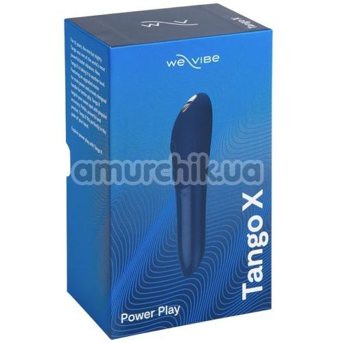 Вибратор We-Vibe Tango X (ви вайб танго икс синий)