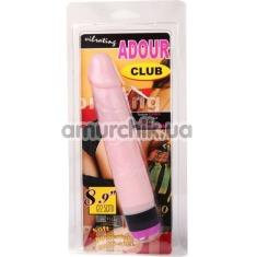 Вибратор Adour Club 8.9, телесный