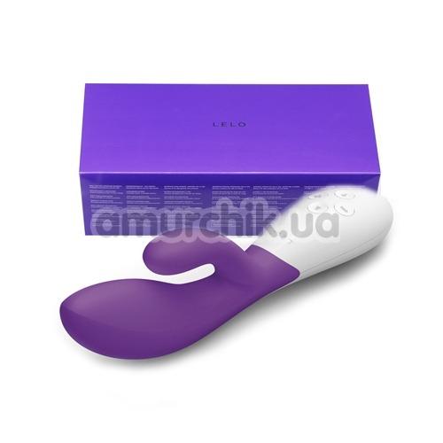 Вибратор Lelo Ina Purple (Лело Ина Пёрпл), фиолетовый