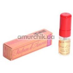 Духи с феромонами Parfum D'amour - Фото №1
