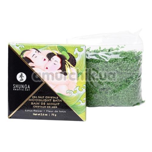 Соль для ванны Shunga Moonlight Bath Lotus Flower