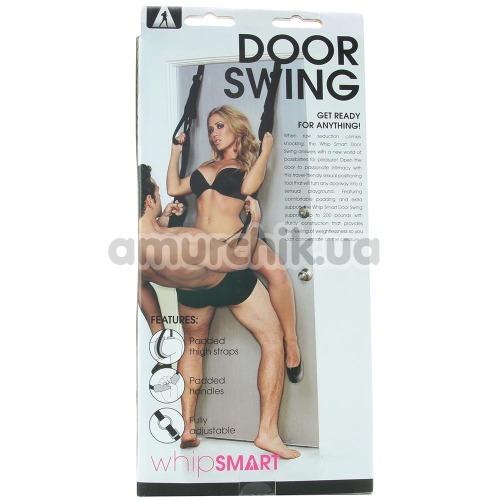 Качели Whipsmart Door Swing, черные
