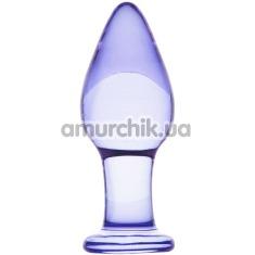 Анальная пробка Sexus 912014, фиолетовая