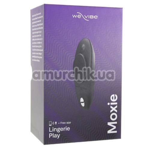 Клиторальный вибратор We-Vibe Moxie (ви вайб мокси черный)