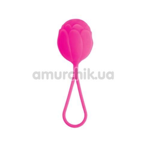 Вагинальный шарик A-Toys Pleasure Ball 764002, розовый - Фото №1