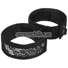 Фиксаторы Steamy Shades Binding Cuffs for Wrist or Ankle, чёрные - Фото №1