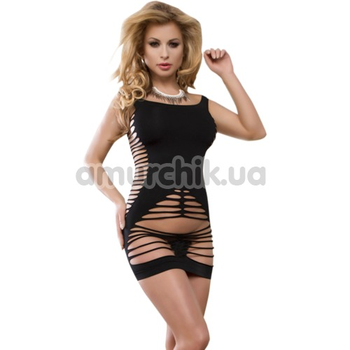 Платье Dolce Piccante 20148, черное - Фото №1
