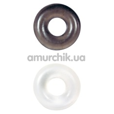 Набор эрекционных колец Stud Rings, 2 шт - Фото №1