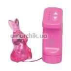Клиторальный вибратор Soft Rabbit Bullet, розовый