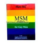 Концентрат феромонов MSM For Gay Men для мужчин, 1 мл