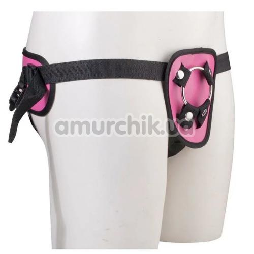 Трусики для страпона Strap-On 2 Sizes, розовые