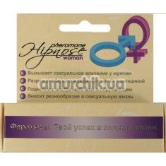 Духи с феромонами HipnosePheromoneWomen 5 - реплика Versace Bright Crystal, 5 мл для женщин