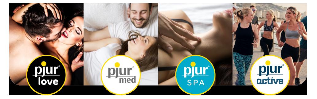 Немецкий бренд Pjur