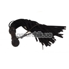 Плеть sLash Royal Flogger, черная - Фото №1