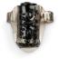 Виброкольцо Brazzers RE012, серое - Фото №1