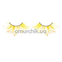 Ресницы Yellow Feather Eyelashes (модель 640) - Фото №1