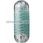 Мастурбатор Tenga Spinner Pixel 04, прозрачный - Фото №1