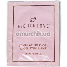 Гель для стимуляции клитора HighOnLove Stimulating O'Gel O'Gel Stimulant, 3 мл - Фото №1