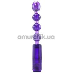 Анальный вибратор Anal Beads, фиолетовый - Фото №1