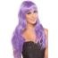 Парик Be Wicked Wigs Burlesque Wig, фиолетовый - Фото №1