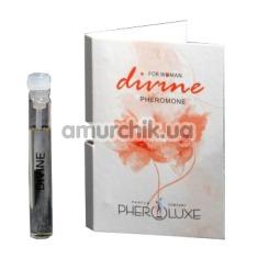 Туалетная вода с феромонами Pheroluxe Divine - реплика Lacoste Pour Femme, 2 мл для женщин - Фото №1