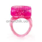 Виброкольцо Brazzers RF001, розовое - Фото №1