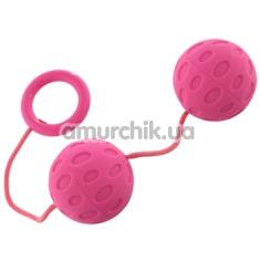 Купить Вагинальные шарики Pink Balls, розовые