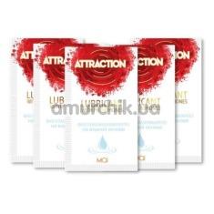 Лубрикант с феромонами Attraction, 10 мл - Фото №1