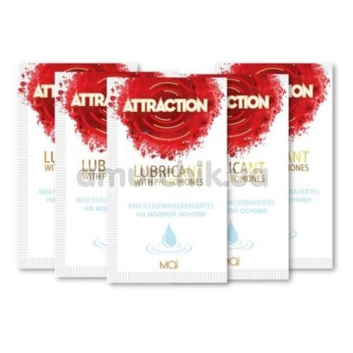 Лубрикант с феромонами Attraction, 10 мл