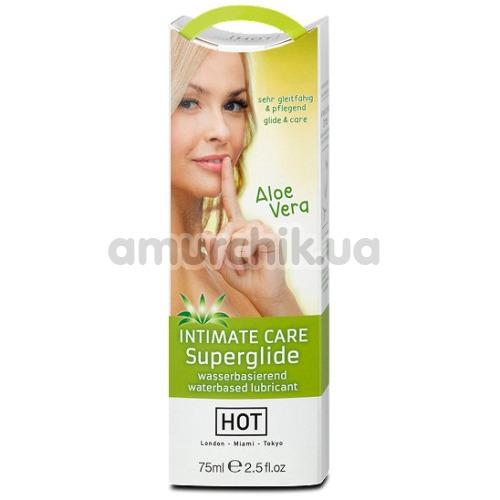 Лубрикант Hot Intimate Care Superglide, 75 мл