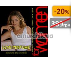 Купить Духи с феромонами Love Perfume концентрат без запаха, 10 мл для женщин
