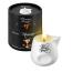 Массажная свеча Plaisir Secret Paris Bougie Massage Candle Strawberry Daiquiri - клубничный дайкири, 80 мл - Фото №1