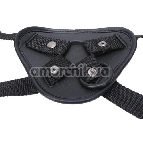 Трусики для страпона Slash BDSM-NEW Strap-On, черные