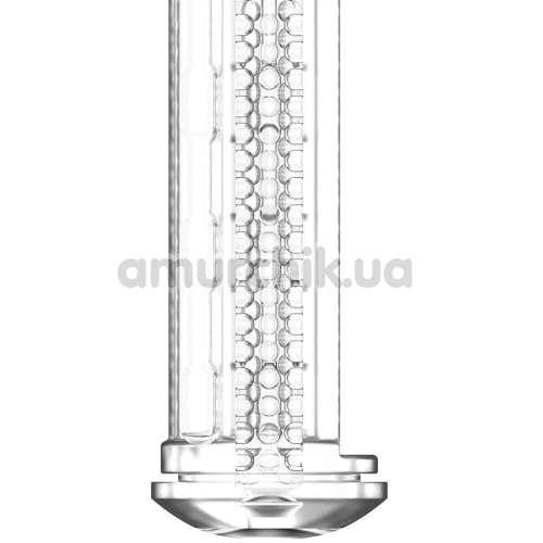 Вставка для мастурбатора Kiiroo Titan Sleeve Power, прозрачная
