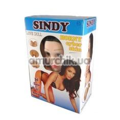 Секс-кукла с вибрацией Sindy Love Doll - Фото №1