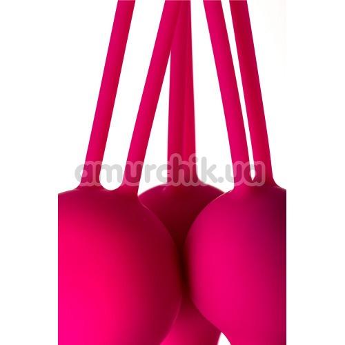 Набор вагинальных шариков A-Toys Pleasure Balls Set, розовый