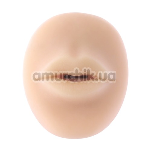 Симулятор орального секса Erolution SuperSckr Oral Pleasure, телесный