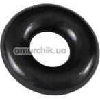 Эрекционное кольцо Bathmate Power Rings Gladiator, черное - Фото №1