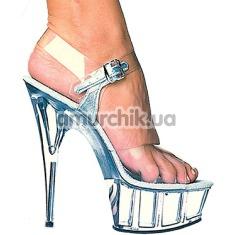 Босоножки Sandals прозрачные (модель 0101) - Фото №1