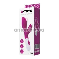 Вибратор A-Toys 10-Function Vibrator Lilu, розовый