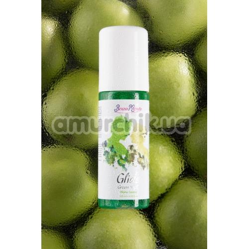 Оральный лубрикант BeauMents Glide Green Apple, 125 мл