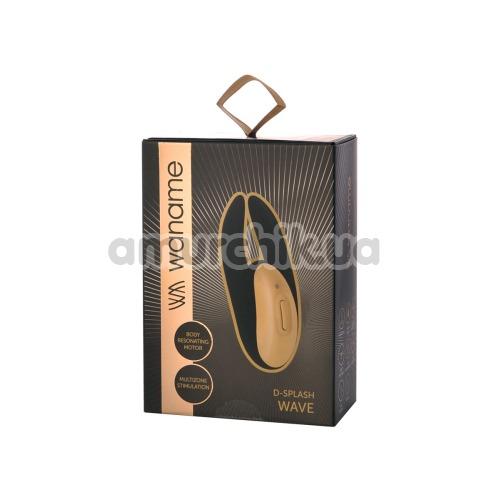 Набор Waname D-Splash Wave + Sensitivity Gel - вибратор и возбуждающий гель