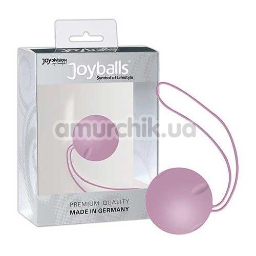 Вагинальный шарик Joyballs Single Rose, розовый